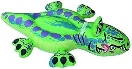 TOYLAND 36654 cocodrilo con asa, Hinchable, 130 cm: Amazon.es ...