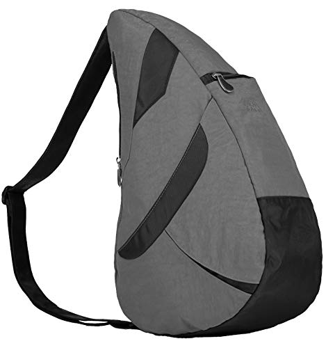 AmeriBag Healthy Back Bag tote Traveler Small (Stormy Grey)