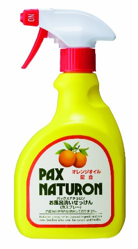 太陽油脂 PAX NATURON お風呂洗いせっけん