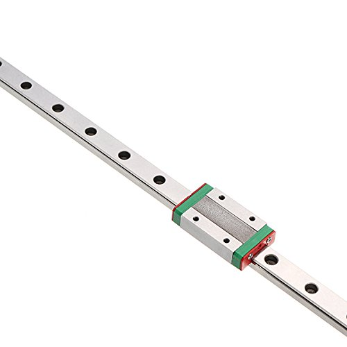 Price comparison product image 'Machifit MGN12 800mm Linear Rail Linear Guide with MGN12H Block CNC Tool Linear Motion'
