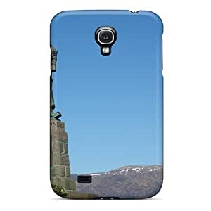 Hot Style NPjLwwn1103hwuoI Protective Case Cover For Galaxys4(for These Are My Mountains) by runtopwell