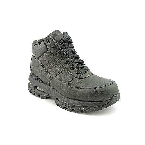 Nike Kids Air Max Goadome (GS) Black/Black/Metallic Silver Boot 6Y (Kids Nike Boots)
