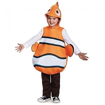 Nemo Classic Finding Dory Disney/Pixar Costume, One Size Child