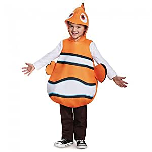 Disguise Nemo Classic Finding Dory Disney/Pixar Costume, One Size Child, One Color