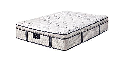 Serta Pearce Pillow Top Mattress, Twin ()