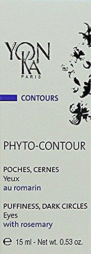 Yonka New Box Phyto Contour Eye Balm Cream Firming 0.5oz(15ml) ANTI AGING SKIN CARE by Yonka
