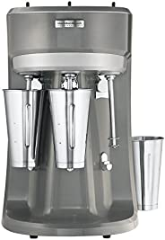 Hamilton Beach HMD400 120V Triple Spindle Commercial Drink Mixer