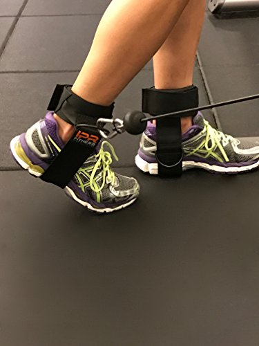 Crossover Kickback (IPR Fitness Iso Thigh PRO - Black, Women's)