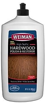 Weiman Natural Shine Finish Hardwood Floor Liquid Wax