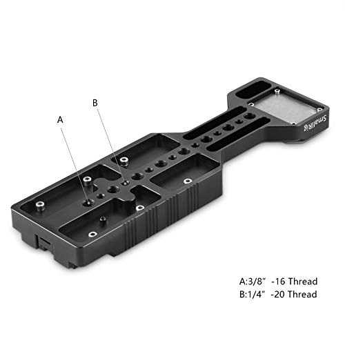SMALLRIG Universal Quick Release Tripod Adapter Plate for Sony VCT-14-2169 by SMALLRIG (Image #2)