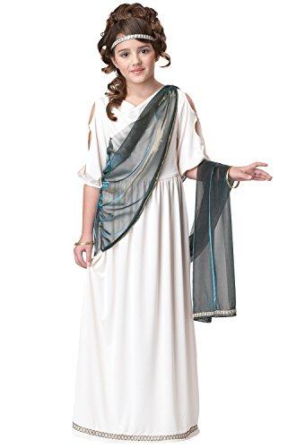 California Costumes Roman Princess Child Costume, (Roman Dress Up For Girls)