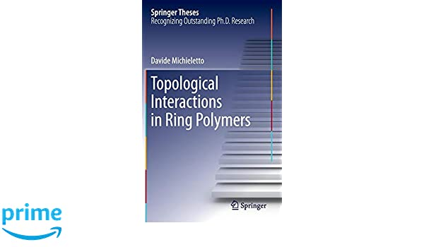 Topological Interactions in Ring Polymers