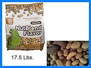 Zupreem Nutblend Med/Lrg 17.5lb–Alimento completo para loros