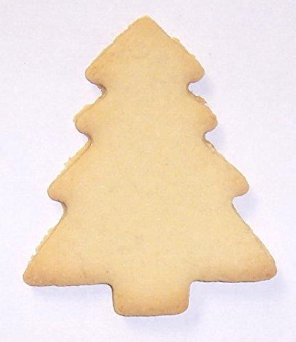 Scott's Cakes Undecorated Mini Christmas Tree Sugar Cookies (Cookies Christmas Sugar)