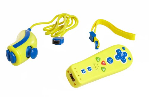 Kid Friendly Remote Pack - Yellow - Nintendo Wii Icon Wii