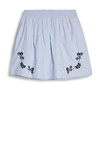 edc by Esprit 067cc1d012, Falda para Mujer Azul (Light Blue 440)