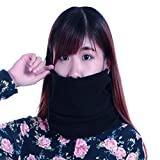 Fleece Neck Warmer Neck Gaiter Tube Ear Warmer Headband Face Mask Ultimate Thermal Constructed Super Soft Fleece