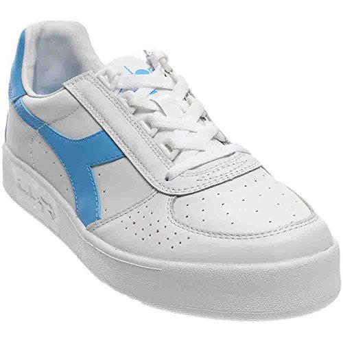 Diadora Männer B. Elite Court Schuh Blau Weiss