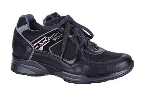para Negro Zapatillas Mujer Nero Giardini wFX7SS