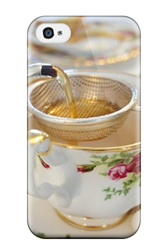New Premium MYFchZr494GAiJv Case Cover For Iphone 4/4s/ The Loose Tea Strainer Protective Case Cover