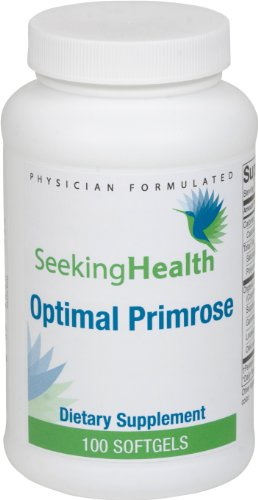 Optimal Primrose Unrefined Swallow Softgels