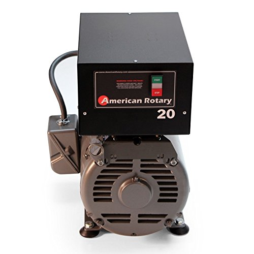Rotary Phase Converter AR20F - Floor Unit 20 HP Heavy Duty CNC