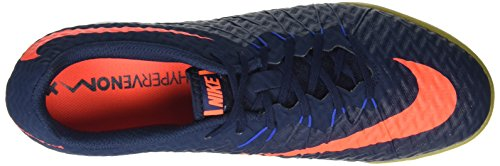 Homme de Crimson 484 Royal Obsidian 749887 game Bleu Salle NIKE Total Football Chaussures en qt0nUPT