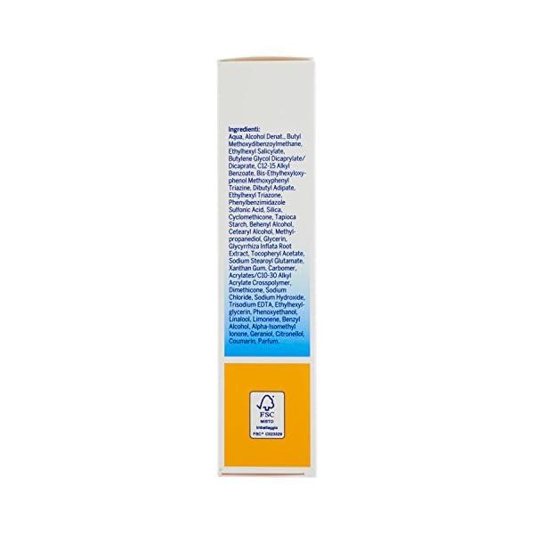 NIVEA Sun UV Viso Crema Viso Solare Idratante Opacizzante FP30 - 50 ml 4 spesavip