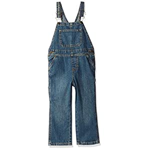 Wrangler Authentics Toddler Boys' Denim Overall