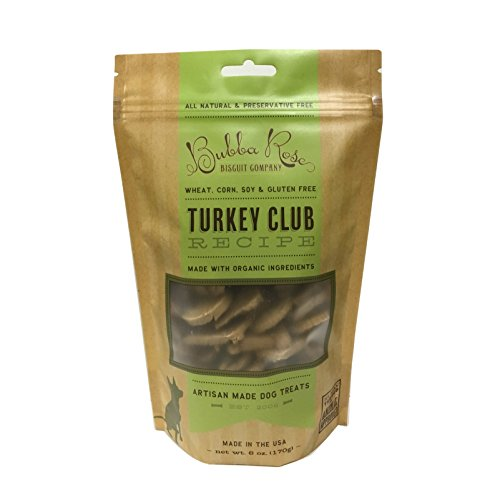 Turkey Club – Bubba Rose Boxed Dog Biscuits For Sale