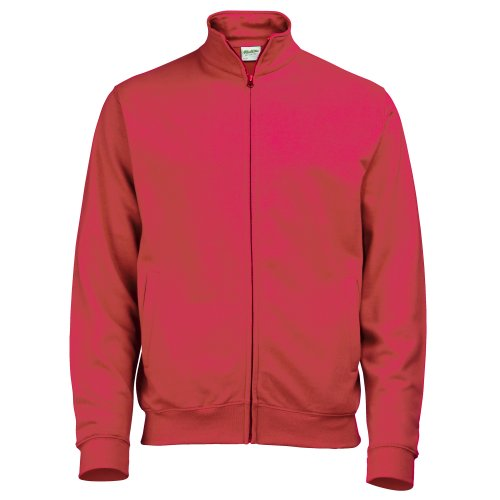 Fresher Full Felpa Awdis Sweat By Hoods Donna Just Corvino Zip CWvqpp