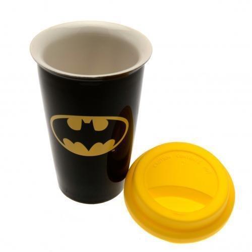 Batman de cerámica taza de viaje regalo presente cumpleaños ...