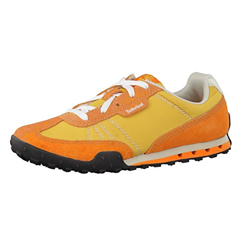 Orange Greeley up Timberland Lace Women's Low Ek qwfa1