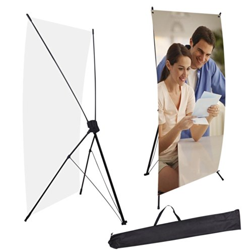Banner Foldable Tripod Signage Display
