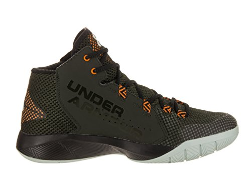 Under Armour Hombres Torch Fade Artillery Green / Radiate / Atlas Green