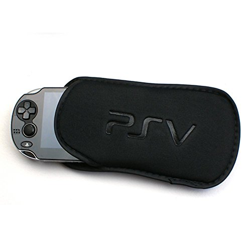 t Shockproof Protective Case Bag Cover + Hand Strap for PS Vita PSV Wholesale Sale ()
