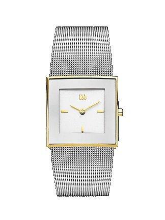 Danish Design Women's Silver Mesh Watch IV65Q973