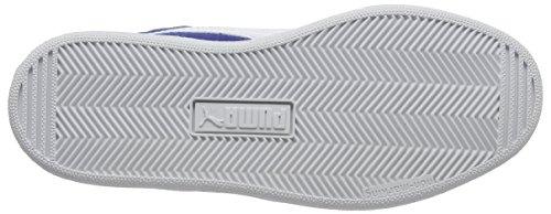 Puma 1948 Mid Jr, Unisex-Kinder Hohe Sneakers Blau (limoges-white 04)