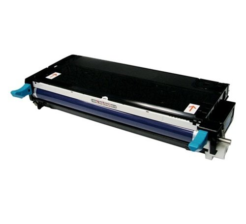 Remanufactured Xerox 113R00723 High Capacity Cyan Laser Toner Cartridge for Phaser 6180