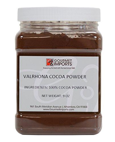 Valrhona Cocoa Powder in a Twist Off Jar - 9 oz by Valrhona (Image #1)