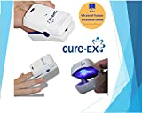 Professional Nail Fungus Laser Treatment Device - Home-Use Pain-Free Yellow Fungi Nail Remover - Toenail Fungus Medication - Nail Fungus Treatment & Cure - 7 Minutes a Day - Don't Be Embarrassed Again Larger Image