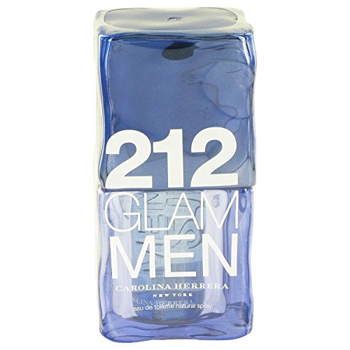 212 Glam Cologne For Men by Carolina Herrera Eau De Toilette Spray 3.4 oz. 100 ml. [WP] Free! Chrome Cologne by Azzaro (Ch Carolina Herrera Belt compare prices)