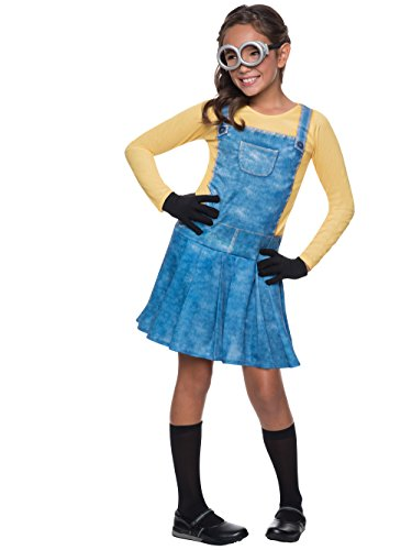 Rubie's Costume Minions Female Child Costume, Medium