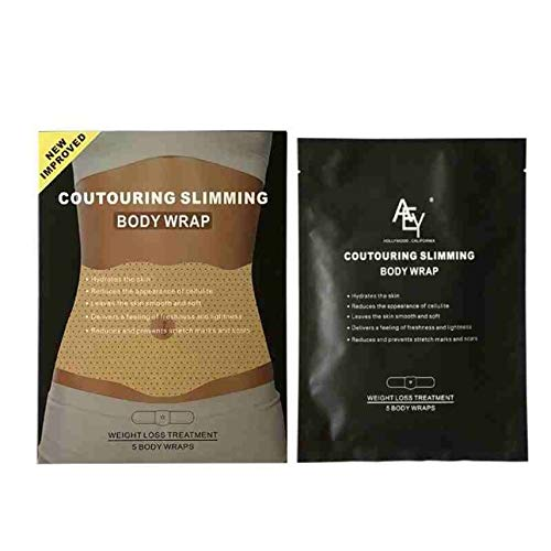 AEY COUTOURING 5PCS BELLY WRAPS