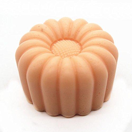Amazon Com 3d Pumpkin Craft Art Silicone Soap Mold Craft