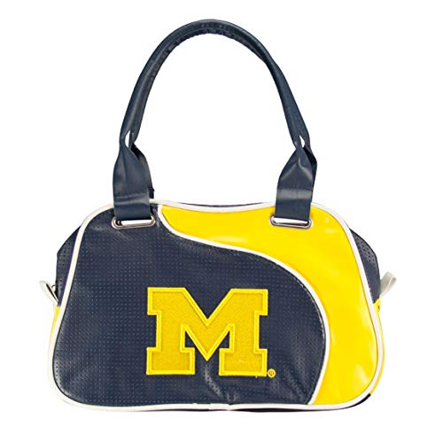 NCAA Michigan Wolverines Perf-ect Bowler Bag