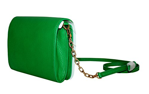Court Green Handbag Crossbody Women's Burch Britten Combo Tory Leather wUnq4CT1x7