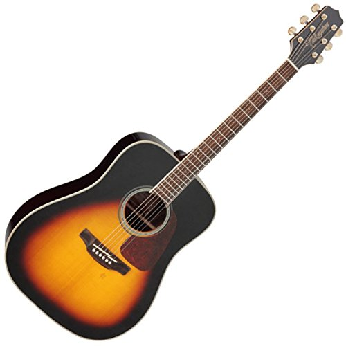 Takamine GD71-BSB G-Series G70 Acoustic Guitar in Brown Sunburst Finish