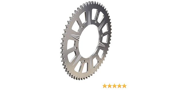 Vortex 255-59 Silver 59-Tooth Rear Sprocket