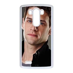 National Treasure LG G3 Cell Phone Case White J9898833